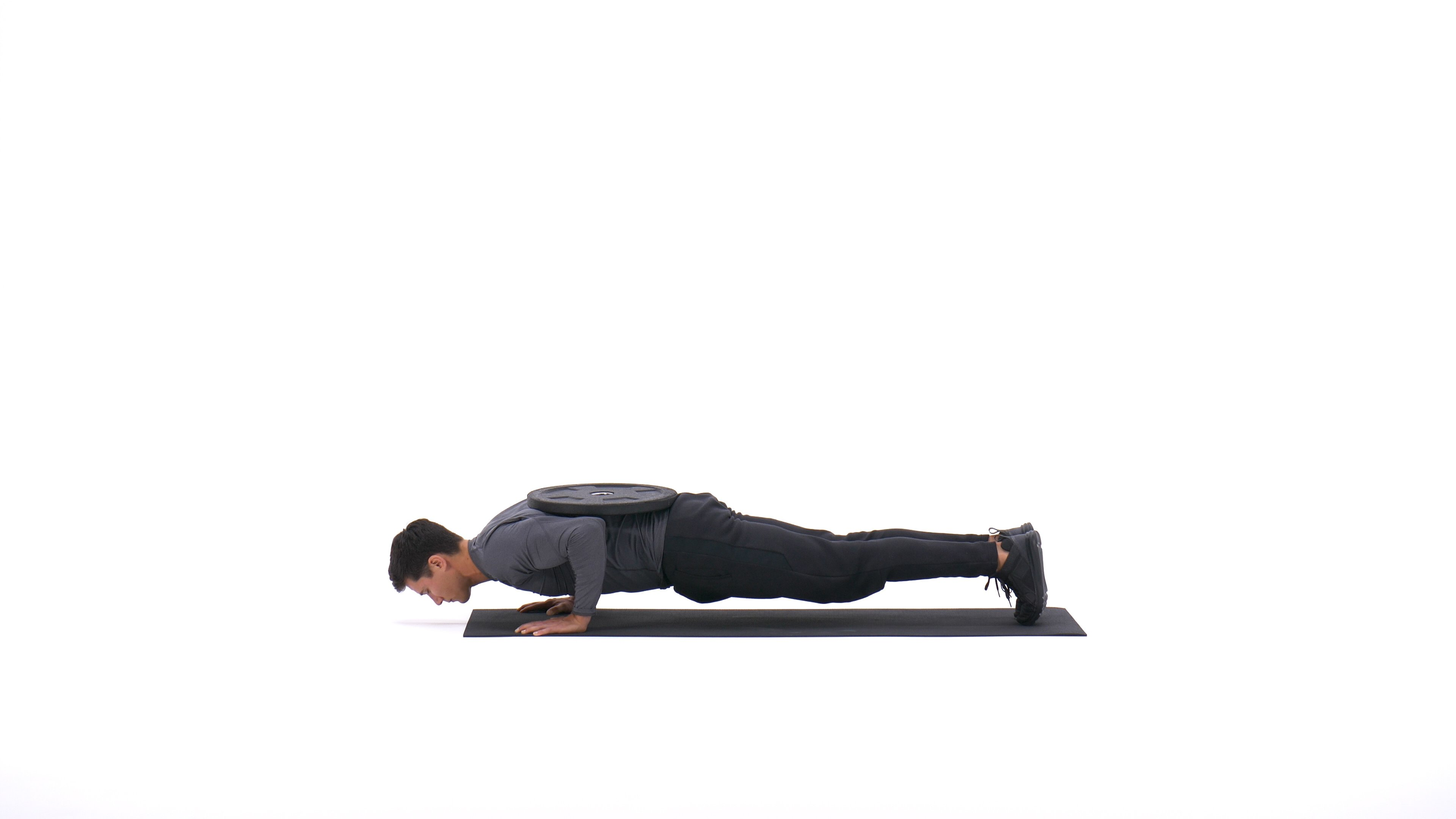 Weighted Push-Up image