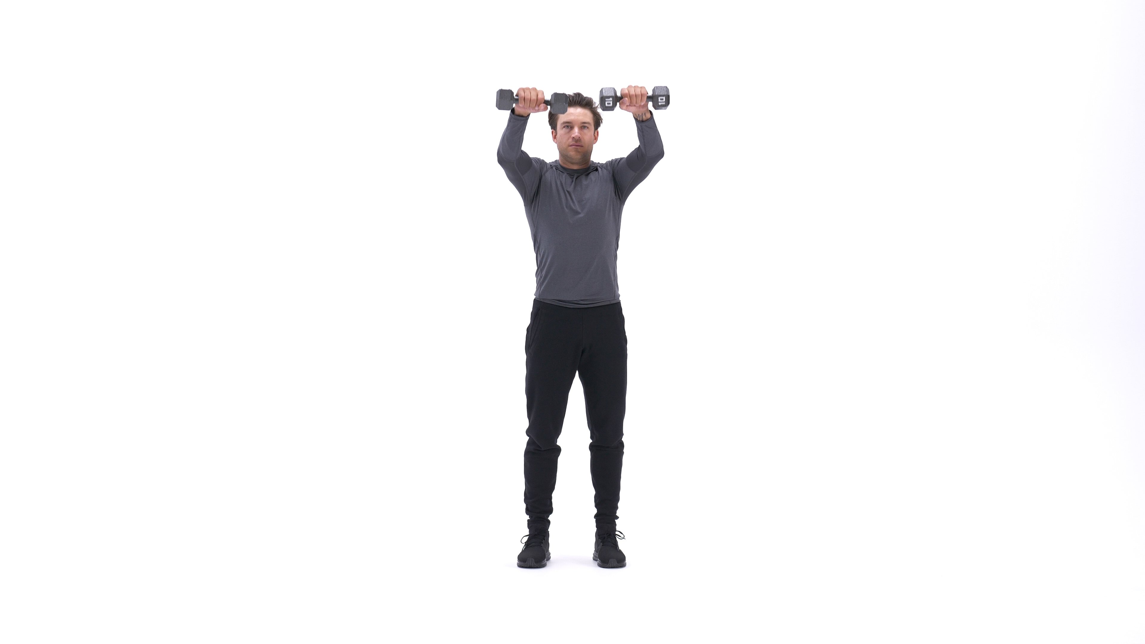Alternating Deltoid Raise image
