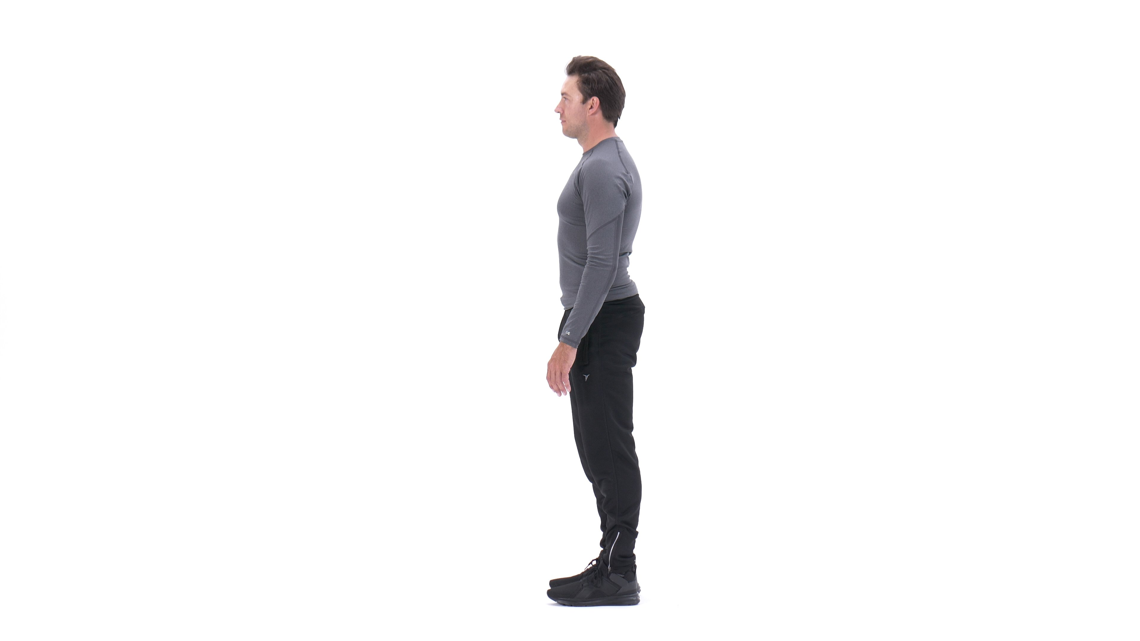 Standing hip extension image
