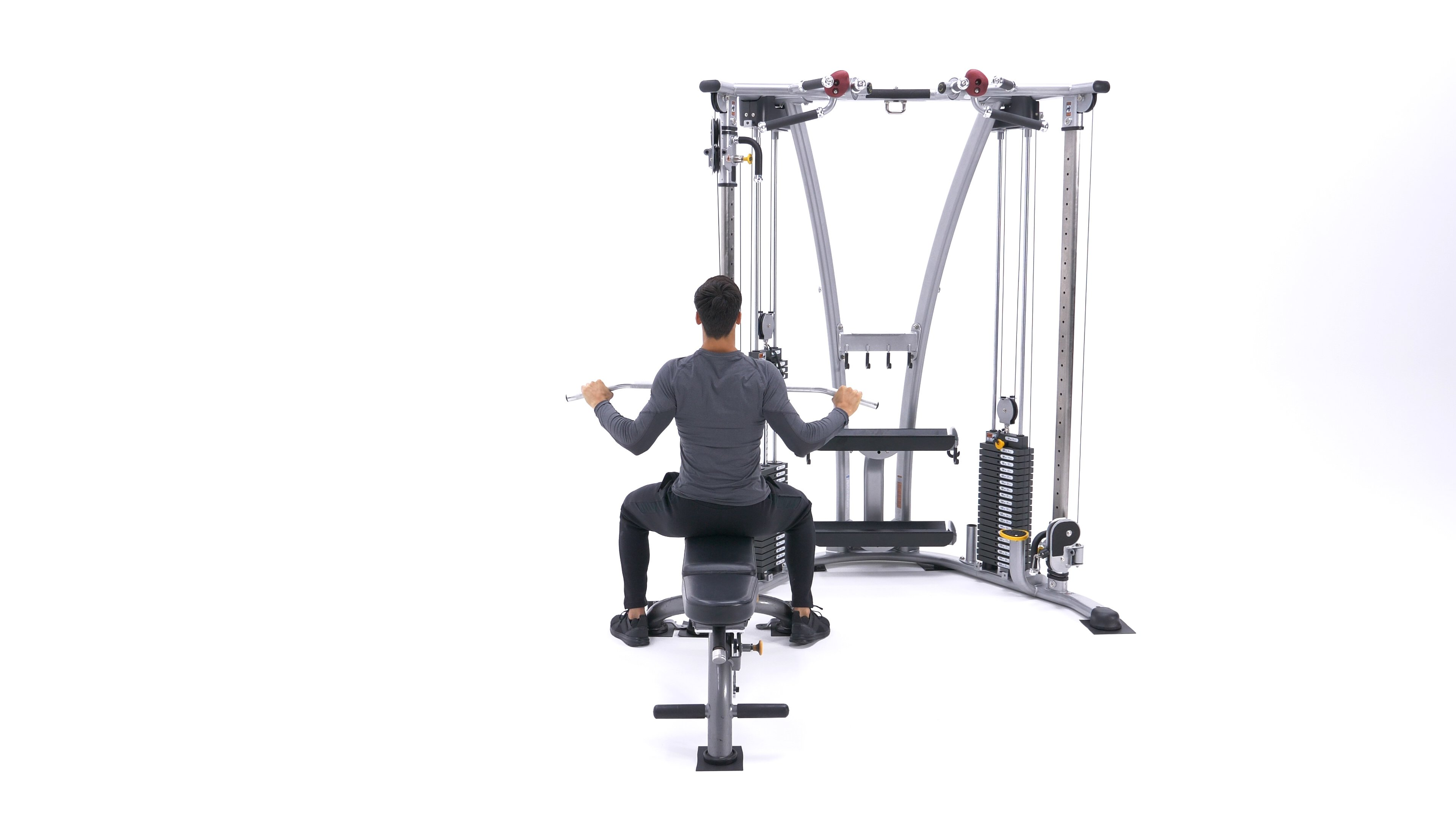 Lat pull-down image