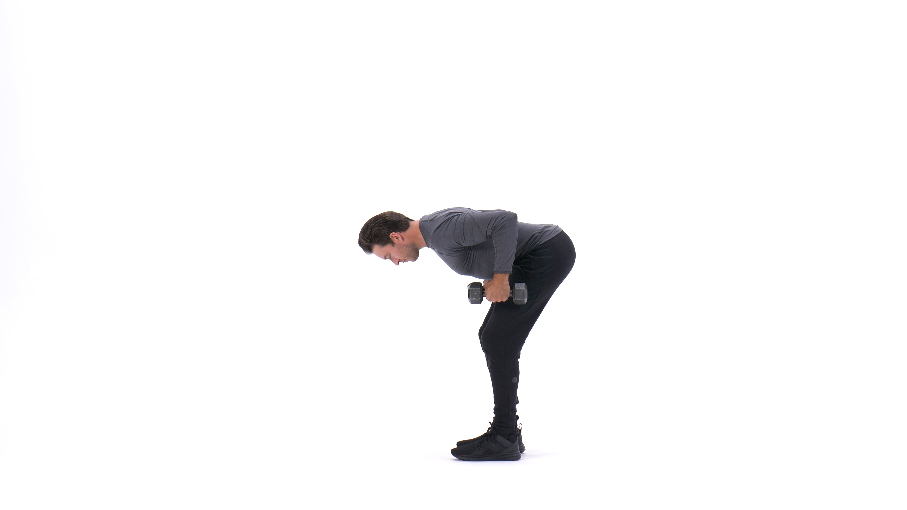 Double-arm triceps kick-back image