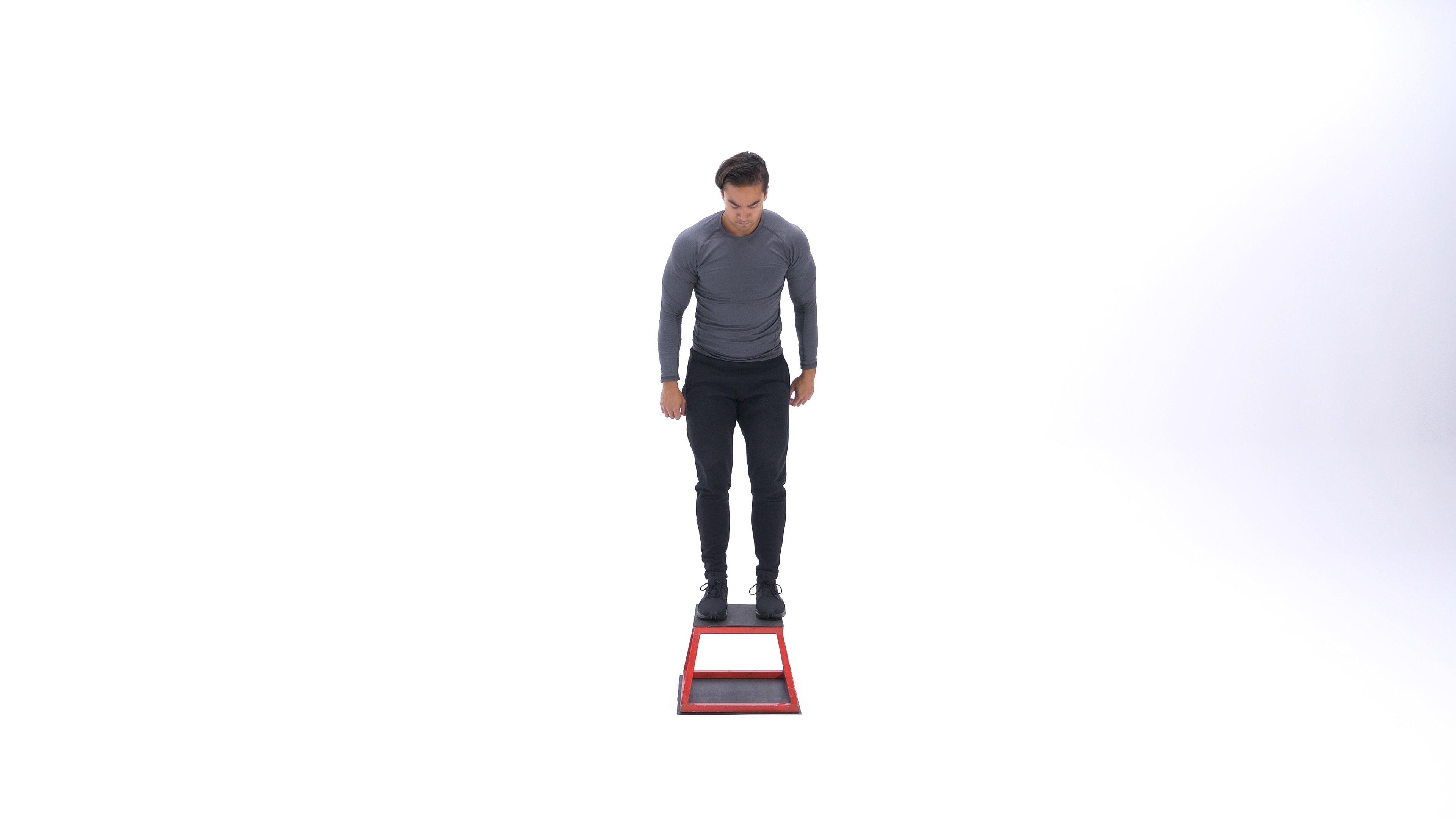 Box jump image