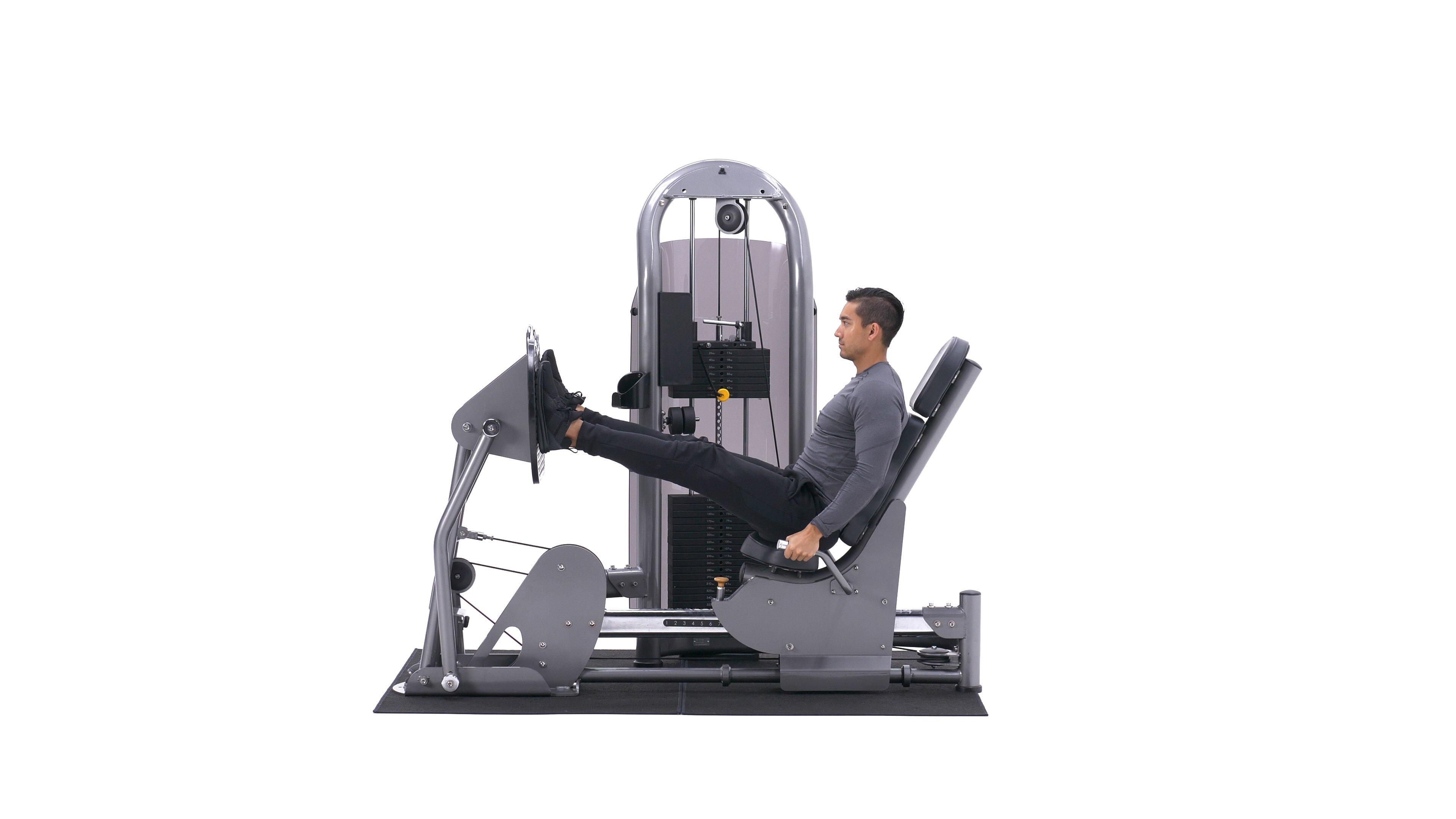 Seated Leg Press image