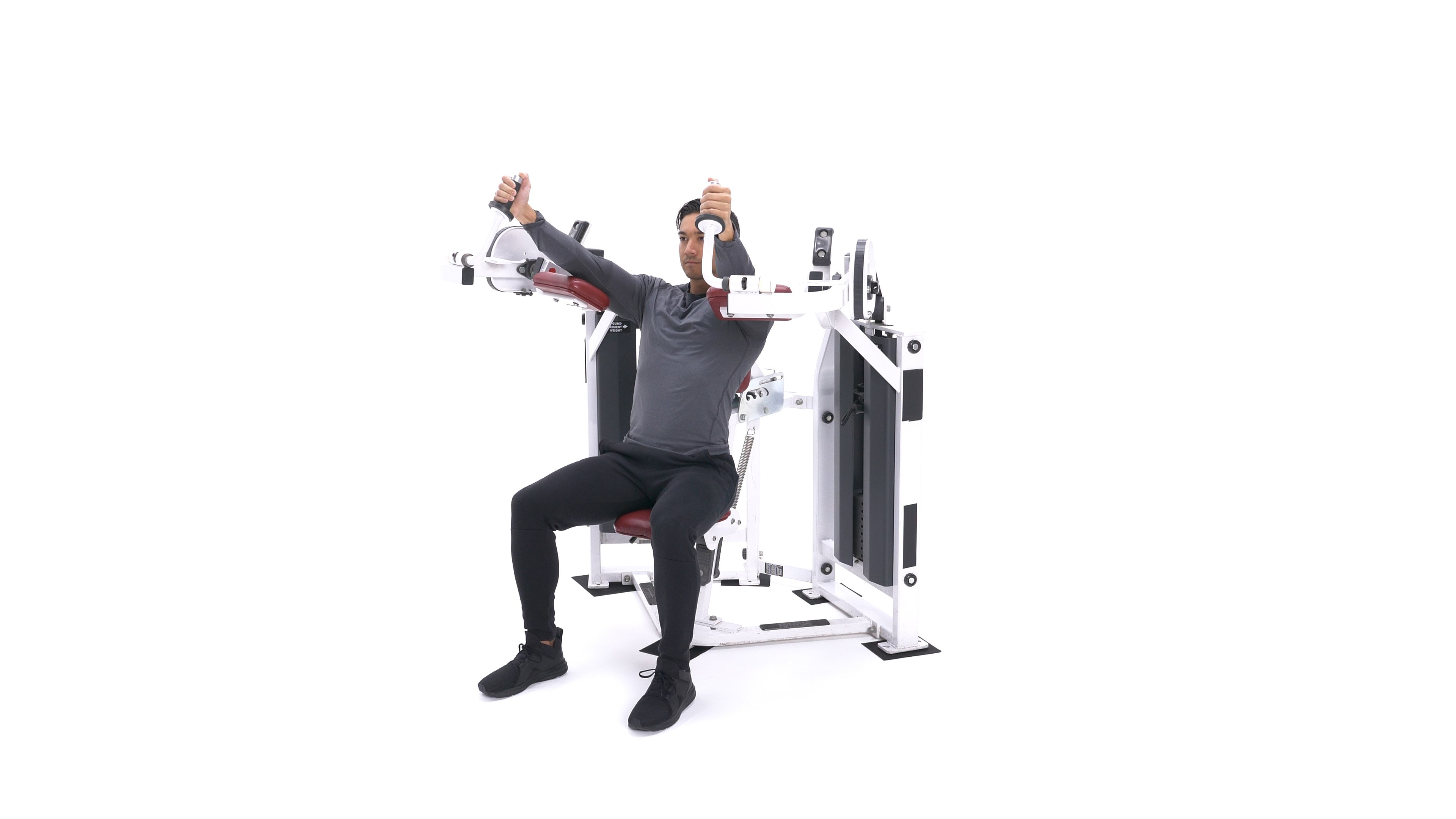 Machine Triceps Extension image