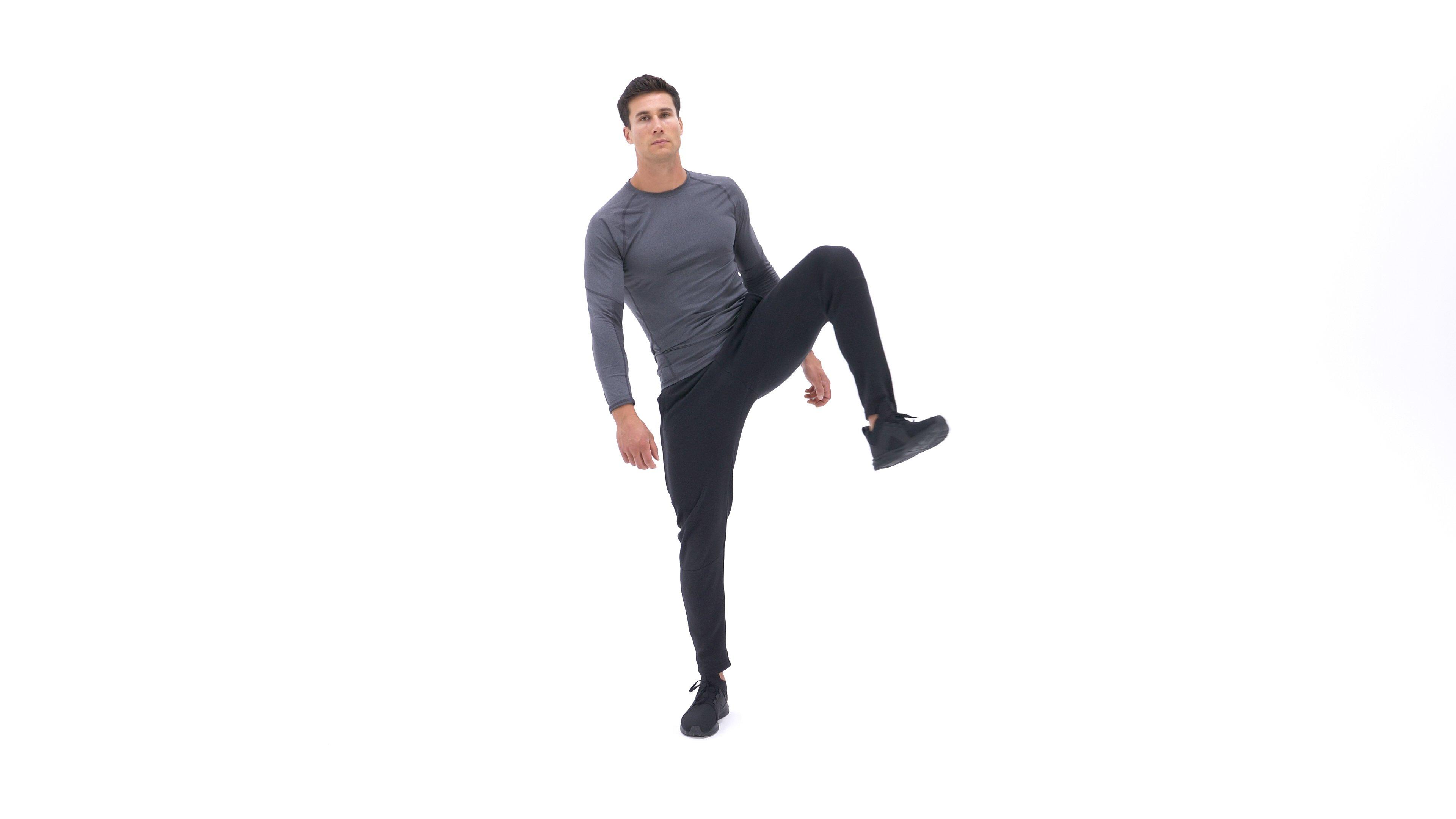 Standing hip circle image