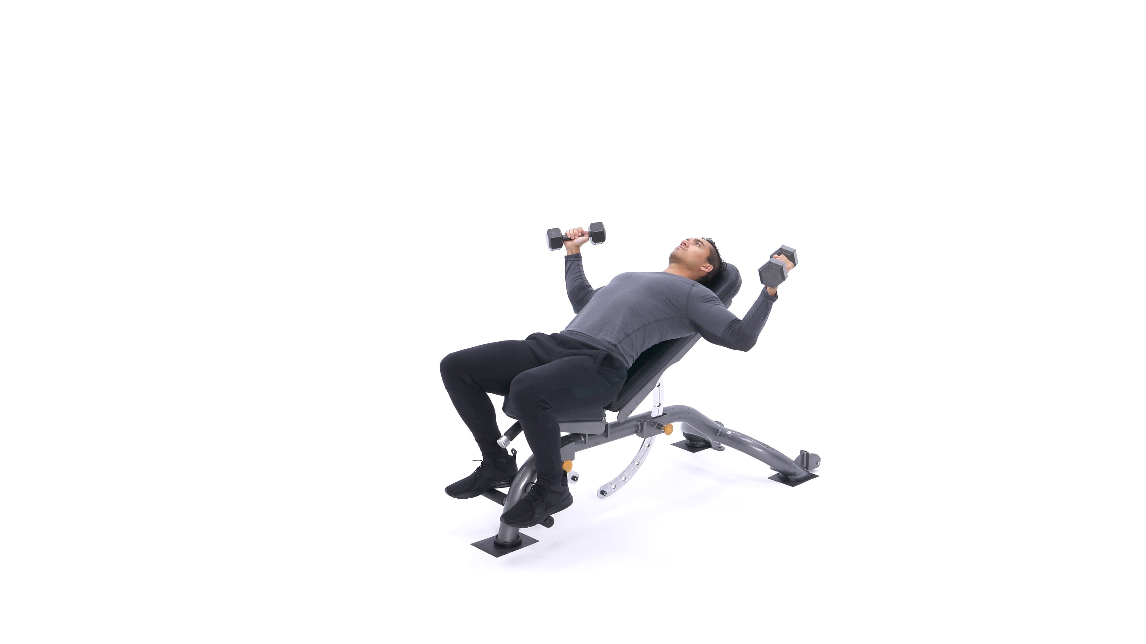 Incline Dumbbell Flyes image
