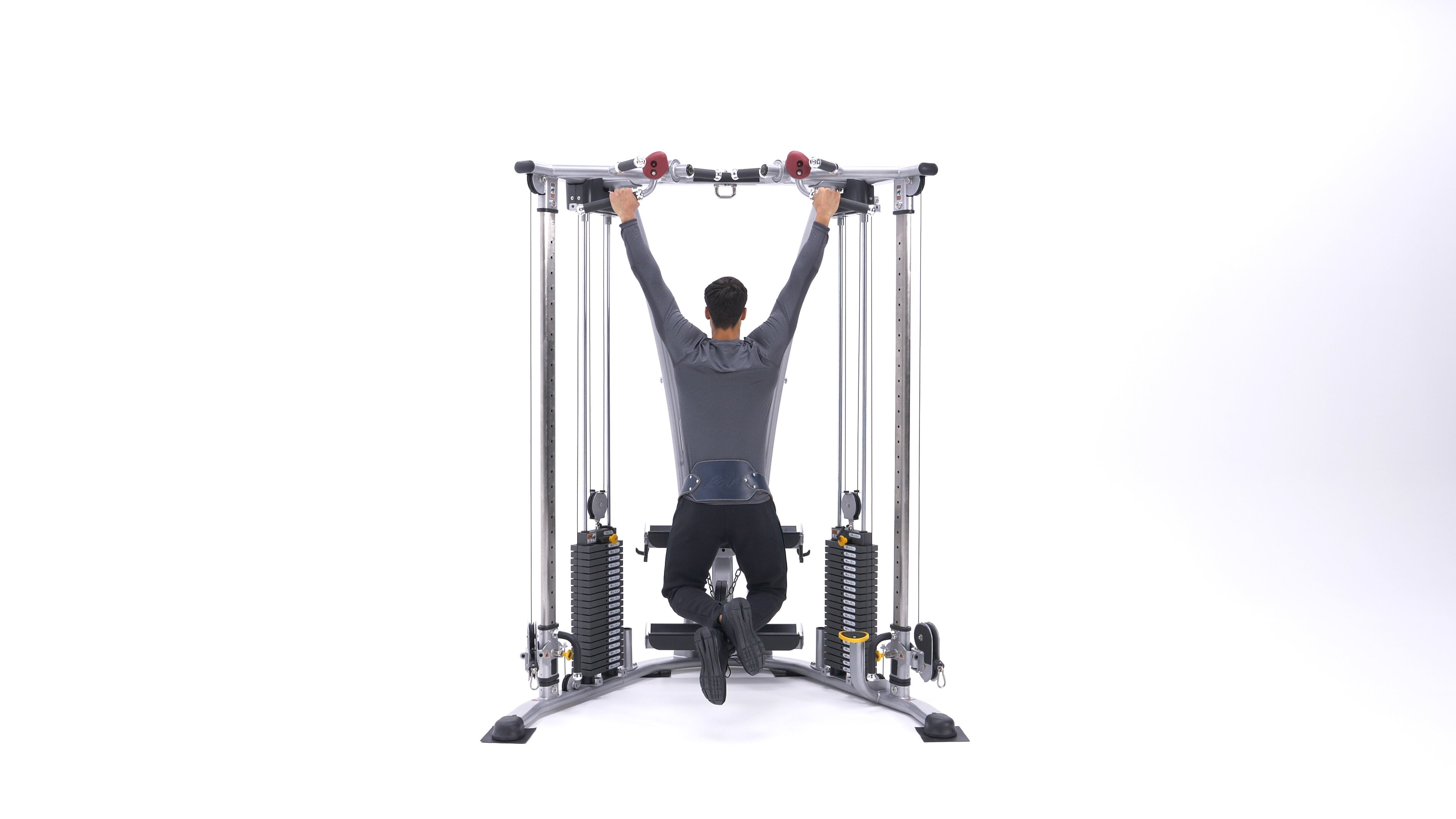 Weighted pull-up image