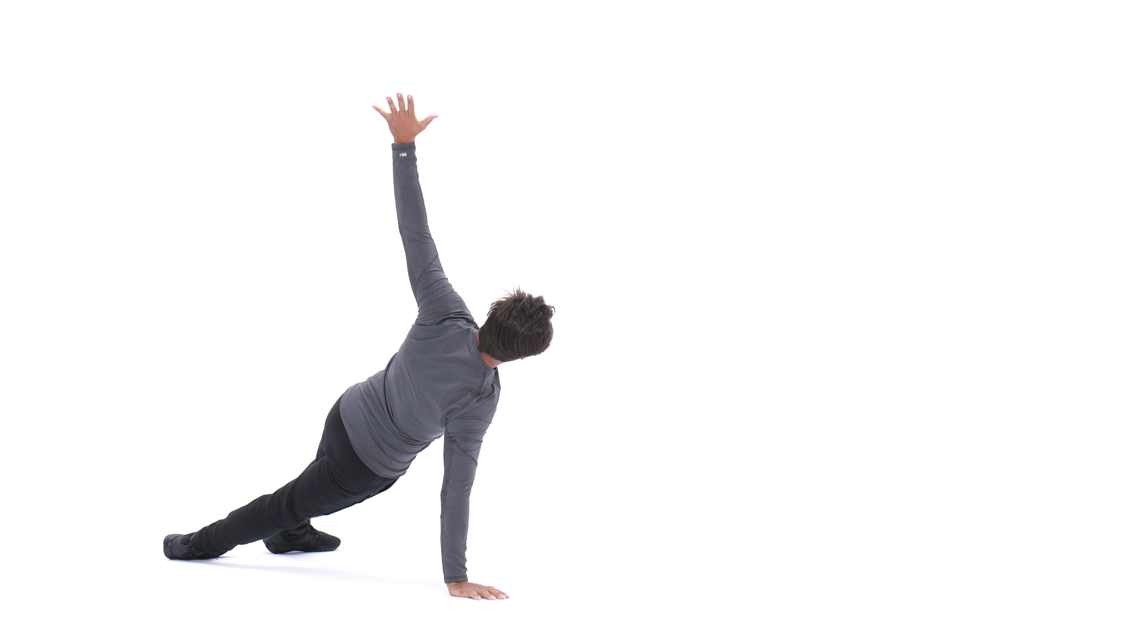 Push Up to Side Plank image