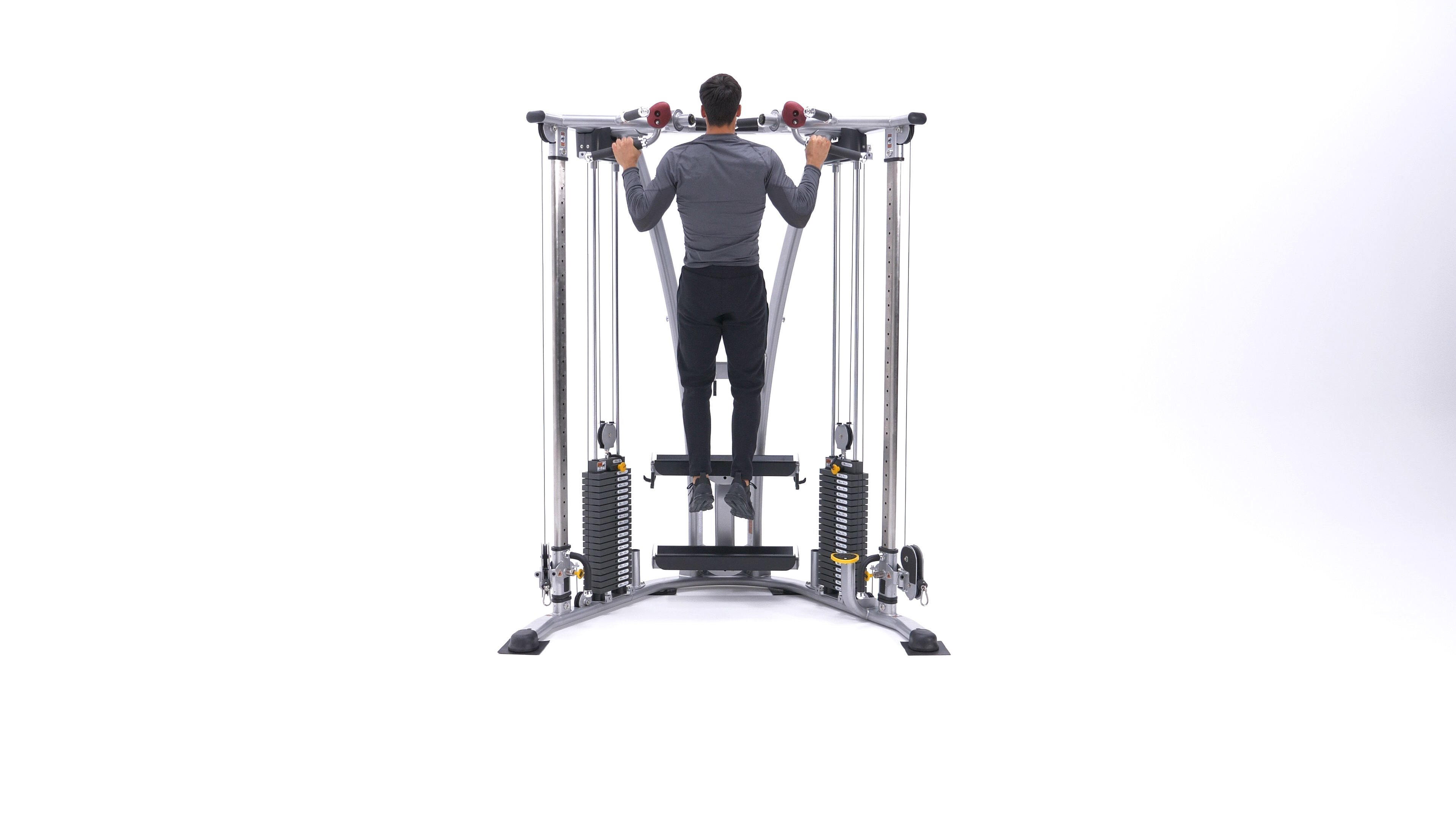 Burpee to pull-up image