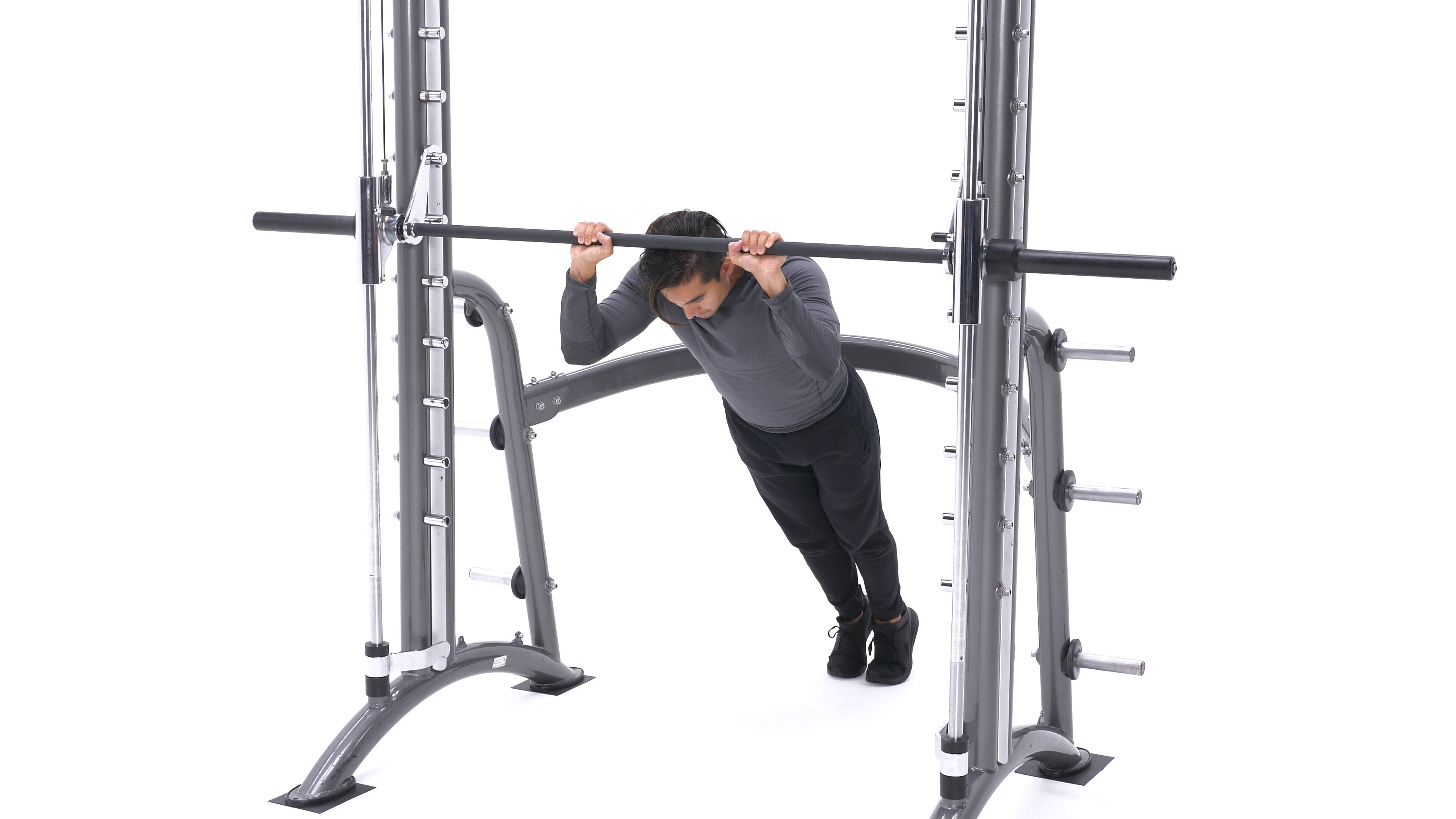 Bodyweight triceps press image