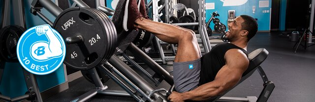 10 Best Leg Workout Exercises for Building Muscle
