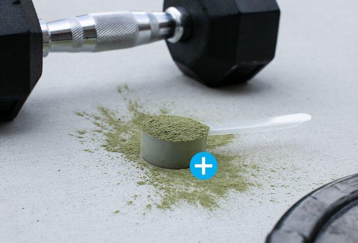 Greens supplements