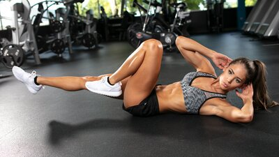 All-in-One Six-Pack Workout