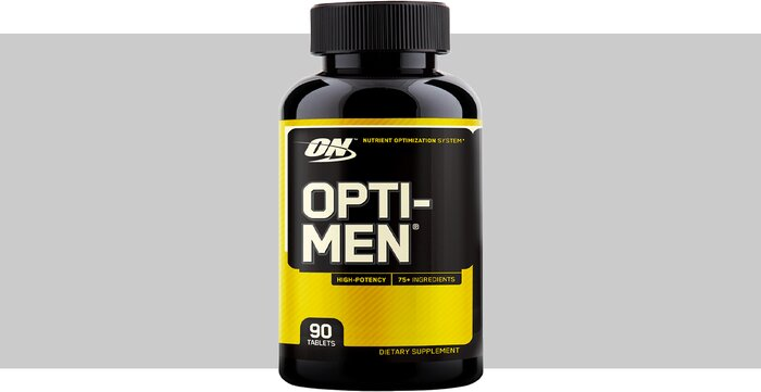 Optimum Opti-Men Multivitamínico
