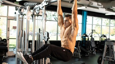 Hard and Heavy Ab Workout