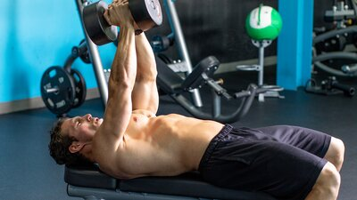 Hard and Heavy Shoulder Workout