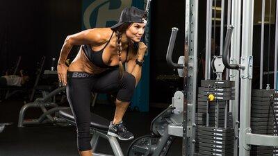 Machine Ab Workout