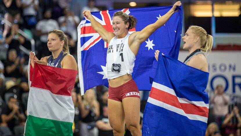 2021 CrossFit Games Results