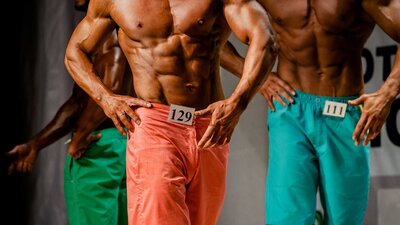 Competition Prep: Pro Tips for Men