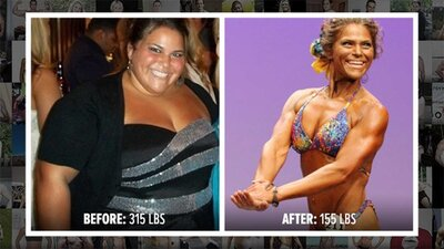 Lyss Remaly: From Bariatric Surgery to Bodybuilding banner