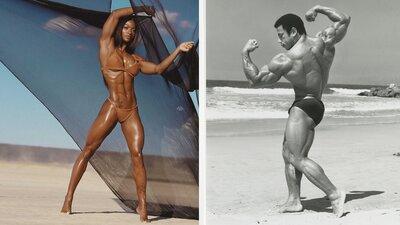 Black History Month: 15 Legendary African American Bodybuilders