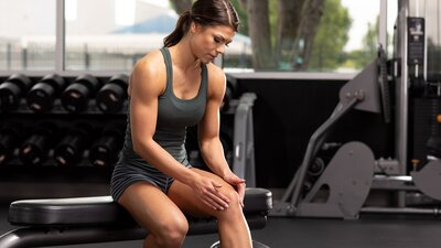 Knee Pain? Here Are 3 Ways to Keep Training