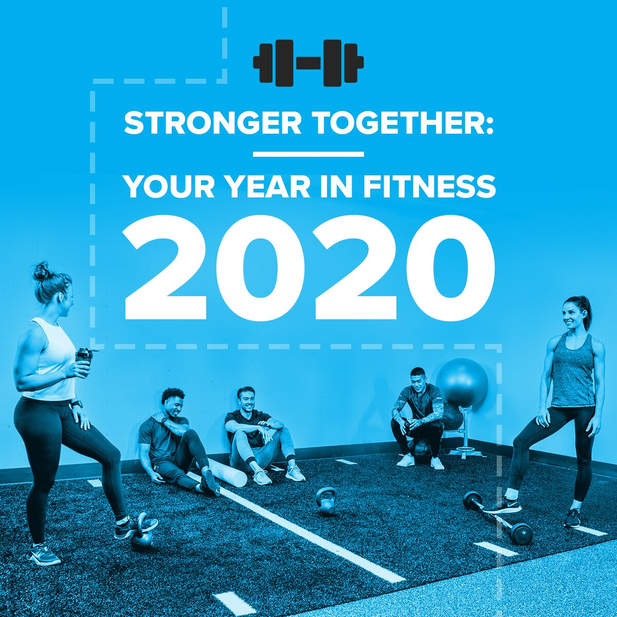 1 main header Stronger Together: Your Year in Fitness 2020