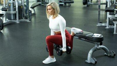 3 Lower-Body Workouts for Women