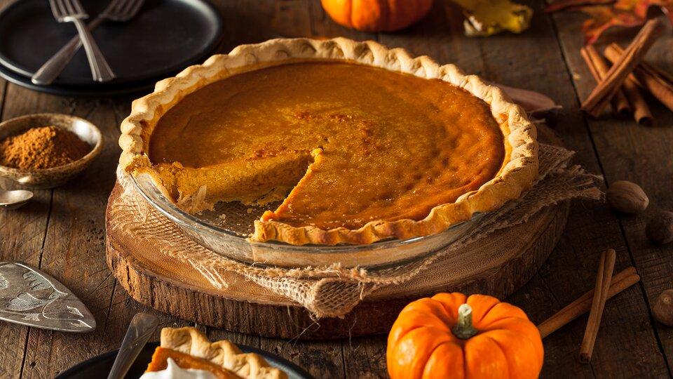 TrueFit Pumpkin Pie