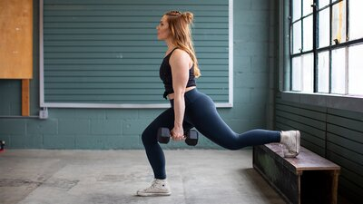 Quad Workouts for Women: 9 Workouts for Strong, Sculpted Legs