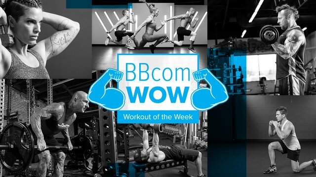 #BBCOMWOW: Workout of the Week