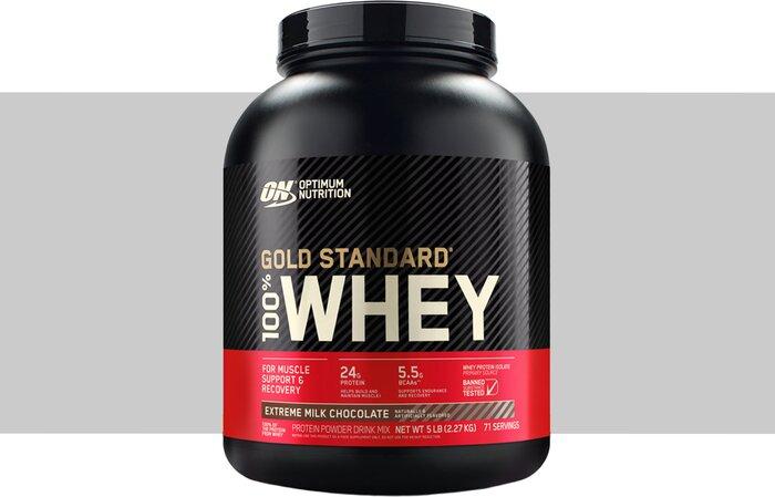 Optimum Gold Standard Whey