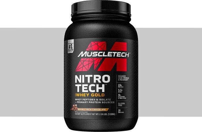 Muscletech Nitrotech Protein