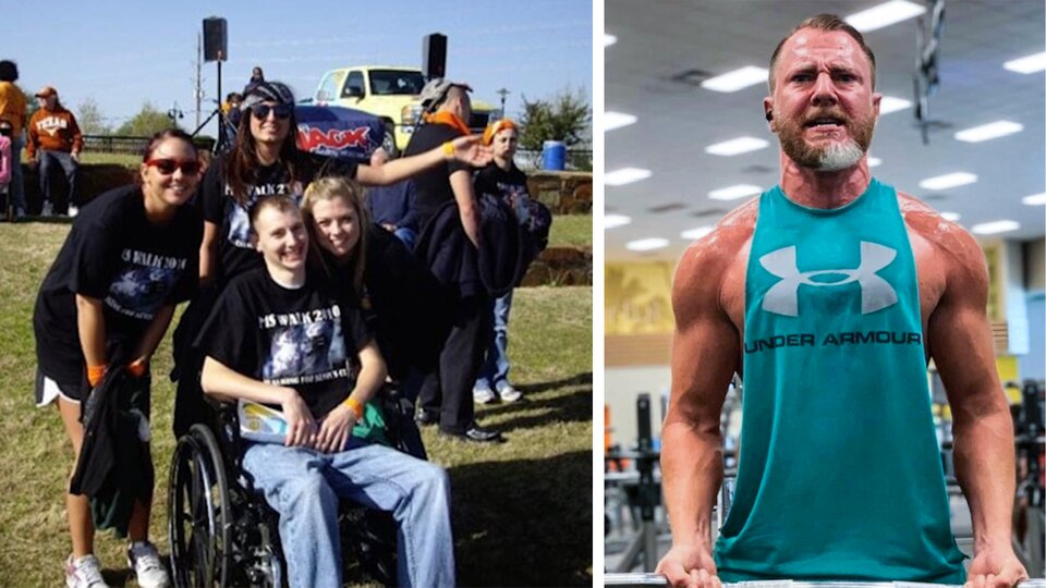 """I Was Normal One Day and Woke Up Sick the Next Day"" 
