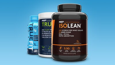 What's the Best RSP Protein for Me? banner