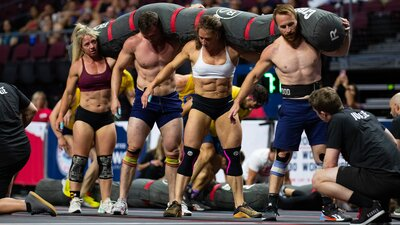 CrossFit Games Coverage 2021 banner