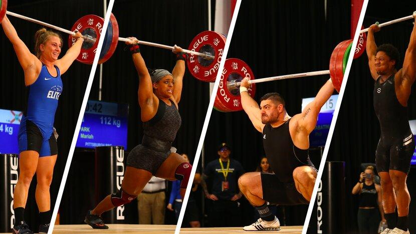 2021 USA Weightlifting Nationals Highlights