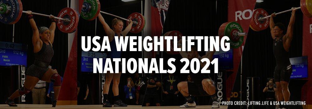 USA Weightlifting National Championships 2021
