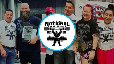 2021 USS Strongman Nationals: Highlights and Results