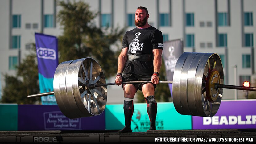 2021 World's Strongest Man Preview and Predictions