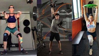 4 Adaptive Athletes Making CrossFit History banner