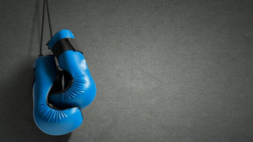 Active-Duty Soldier Naomi Graham Steps into the Ring
