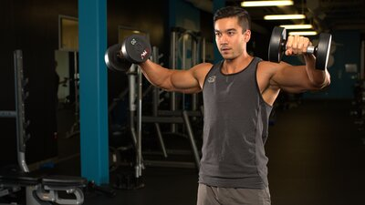 The Best Workouts to Get Bigger Shoulders