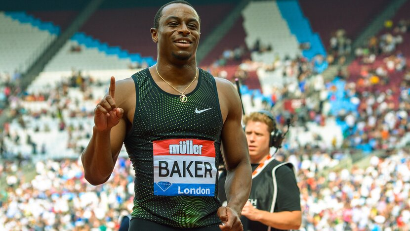 Chasing Greatness Keeps Ronnie Baker on Track