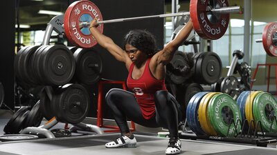 How to Master the Olympic Lifts