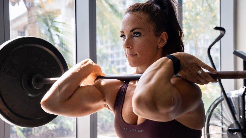 Lauren Sheehan's Insane CrossFit Games Training