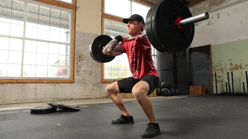 Logan Aldridge and Adaptive CrossFit Have Arrived
