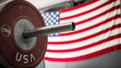 Meet the USA Olympic Weightlifting Team banner