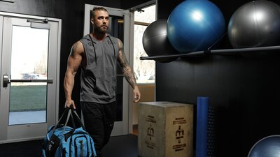 Muscle-Building Workouts: A Beginner's Guide! banner