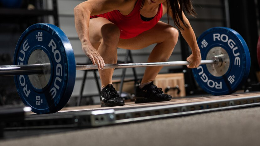 Weightlifter Hidilyn Diaz Nails the Rep of Her Life